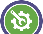 Rod Rice Design Maintenance Icon