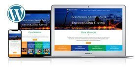 Berges Family Foundation Featured Image - Rod Rice Design LLC - WordPress Designer and Developer