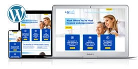 LifePath Health Careers Featured Image -Rod Rice Design LLC - WordPress Designer and Developer